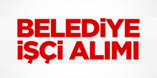 Aksaray Topakkaya Belediyesi İşçi Alımı