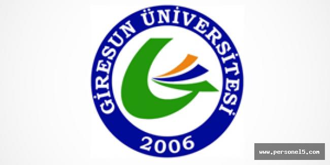 Giresun Üniversitesi Öğretim Üyesi Doçent ve Doçent Yardımcısı Alımı