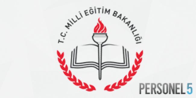 Milli Eğitim Bakanlığı uzman yardımcısı personel alımı