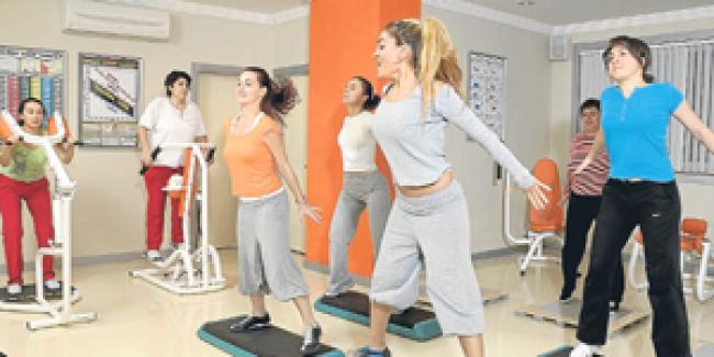 Shapes For Women Spor Salonu Bayiliği Veriyor