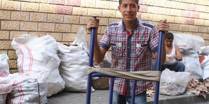 Suriyeli Mültecilere Çalışma İzni