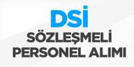 Devlet Su İşleri DSİ sözleşmeli personel alımı