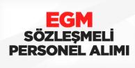 Emniyet Genel Müdürlüğü EGM Sözleşmeli Personel Alımı