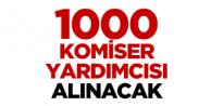 Emniyet Müdürlüğü 1000 Komiser Yardımcısı Alımı Yapacak