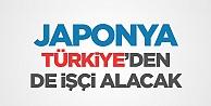 Japonya Türkiye'den Yurtdışı İşçi Alımı Yapacak