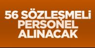 Sözleşmeli sağlık personeli alımı
