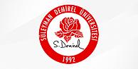 Süleyman Demirel Üniversitesi Öğretim Üyesi Personel Alımı