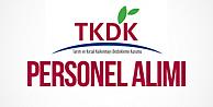 Tarım ve Kırsal Kalkınmayı Destekleme Kurumu - TKDK Personel Alımı