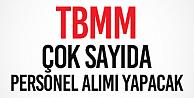 TBMM Teknisyen, Tekniker, Memur ve Mühendis Personel Alımı