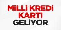 Türkiye'nin Milli Kredi Kartı Olacak