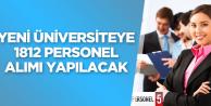 Uluslararası İslam ve Bilim Üniversitesi Yeni Personel Alımı