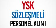Yüksek Seçim Kurulu - YSK Sözleşmeli Personel Alımı