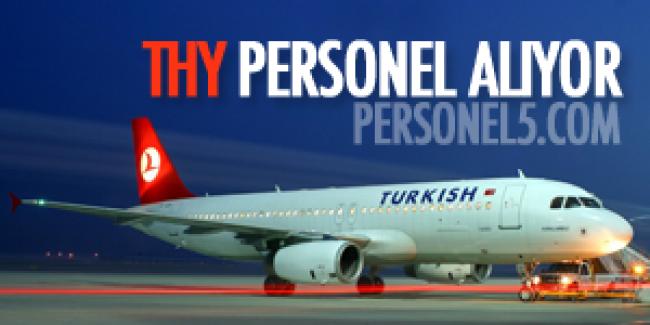 Türk Hava Yolları Memur ve Uzman Personel Alımı, İlan