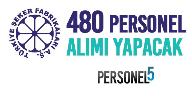 Türkiye Şeker Fabrikaları İşçi Personel Alımı, Başvurular